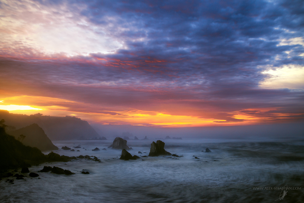 Silencio beach by Alex Sebastian