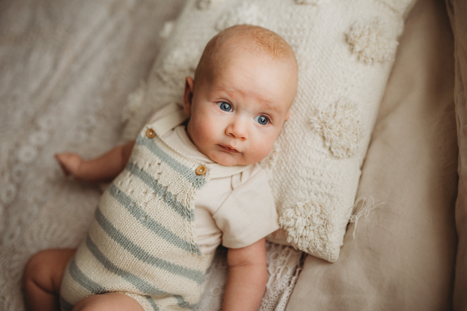 Baby boy by Michelle Coxall