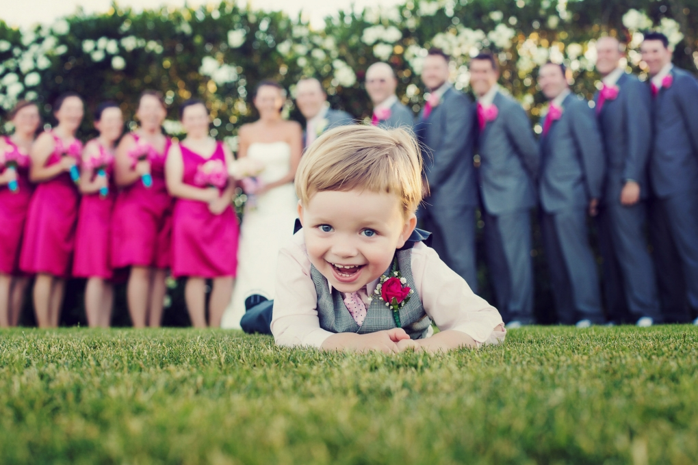 Ring Bearer by Trevor Dayley
