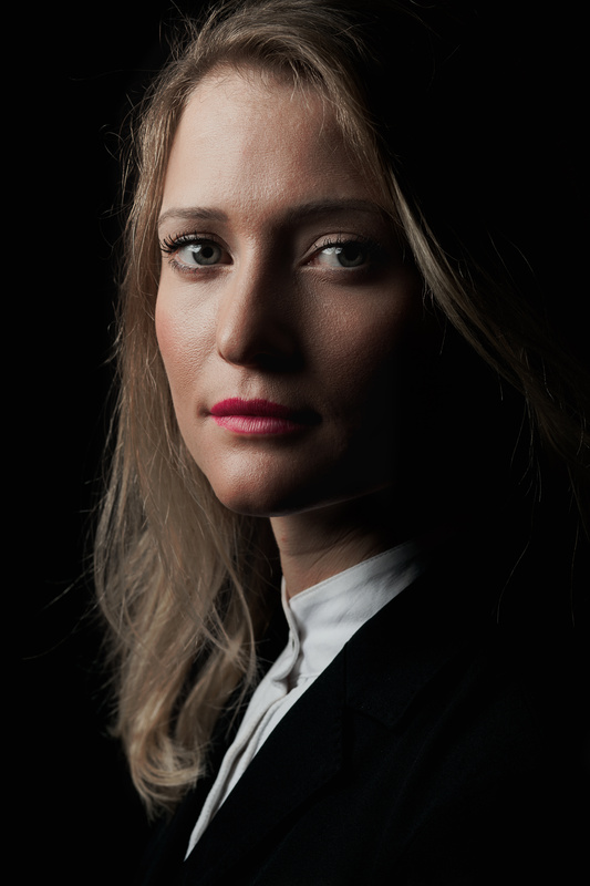 Portrait of a woman by Da Silva Filipe