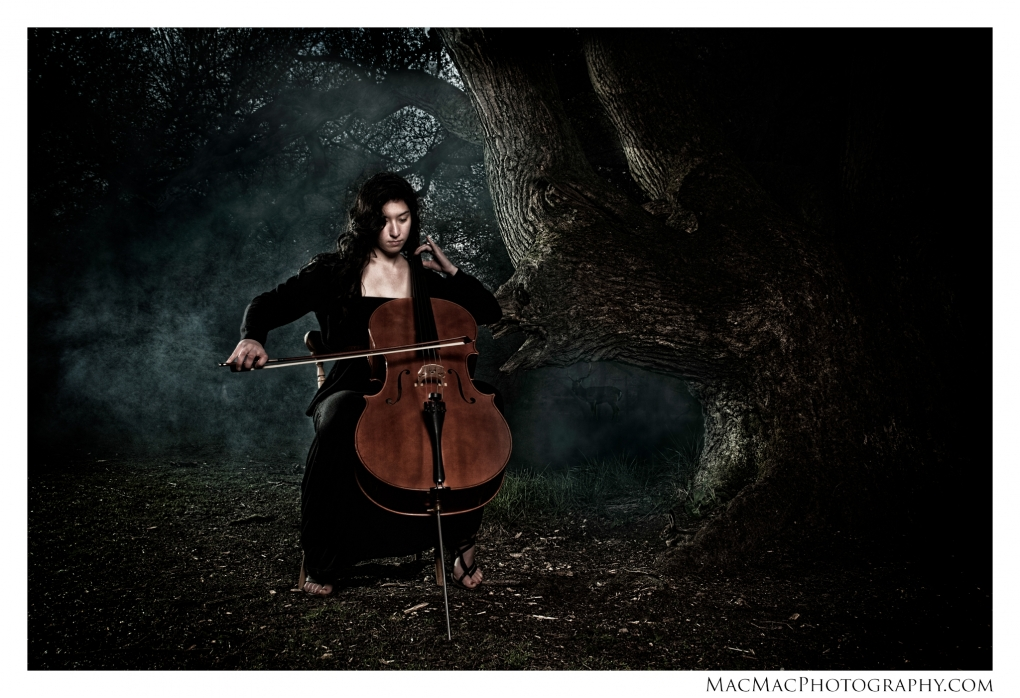 Cello by Mike Macdonald