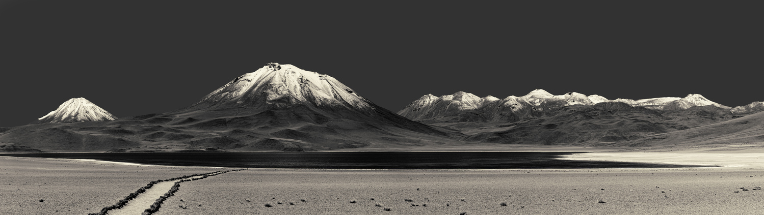 Andes Mountains & Laguna Miscanti by Gary Horsfall