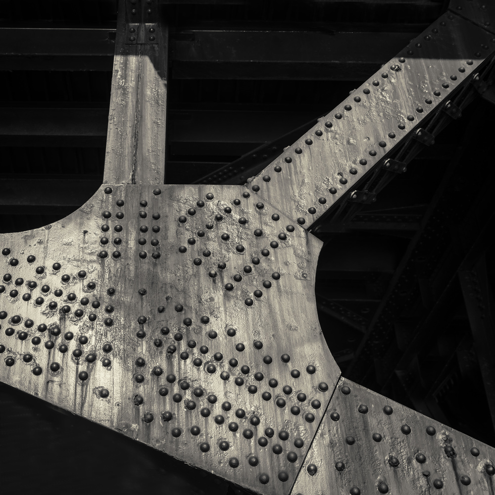 Bridge Girders by Gary Horsfall