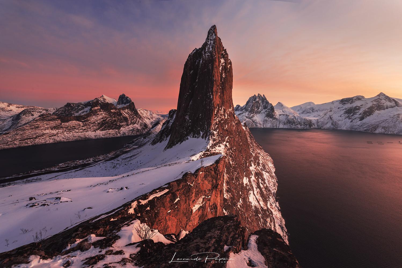 Fjord Arrow by Leonardo Papèra
