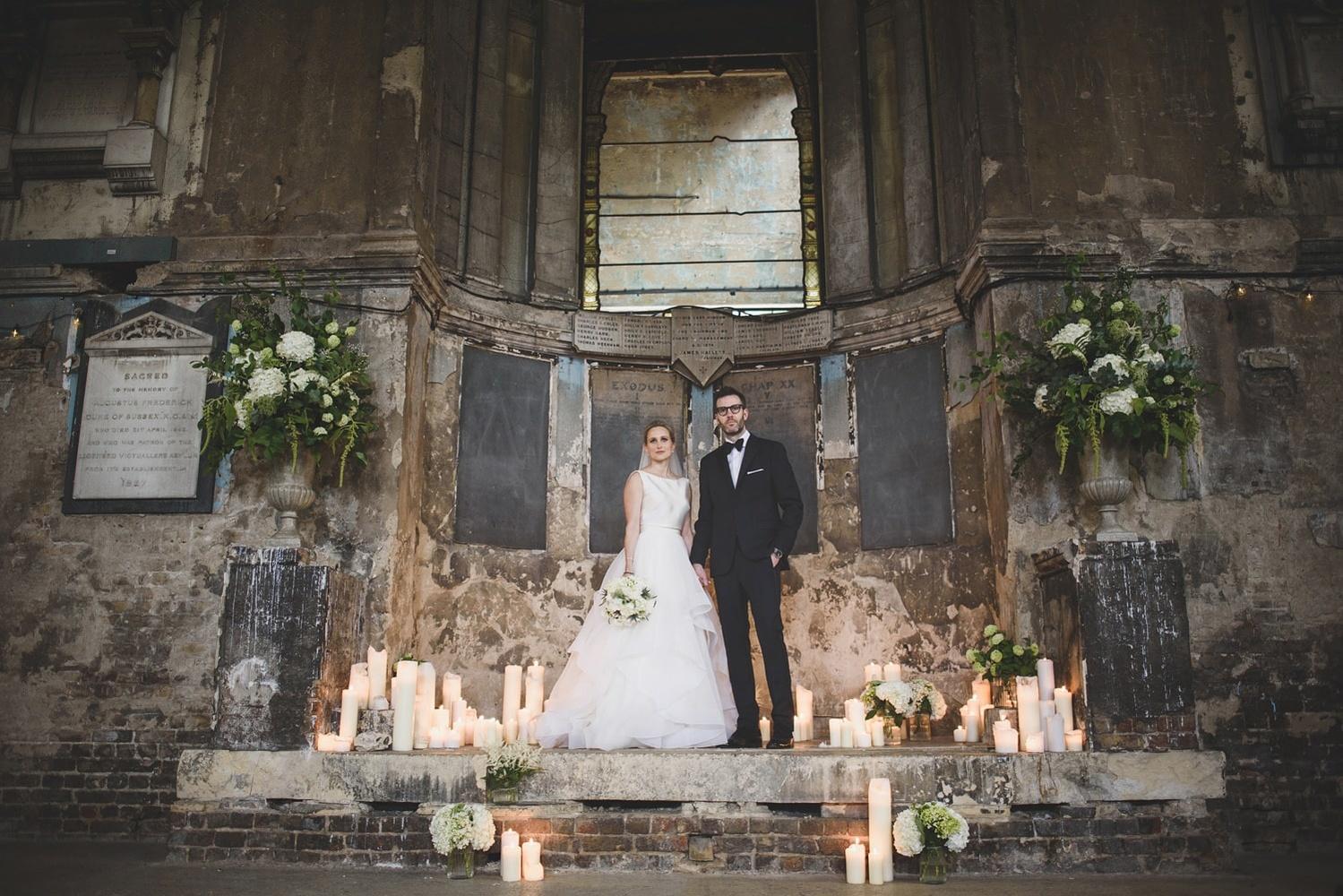 London wedding photography by Rik Pennington