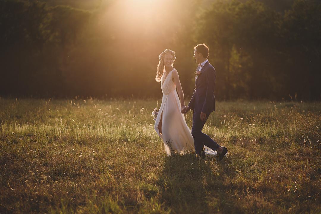Chateau D'Urval wedding by Rik Pennington