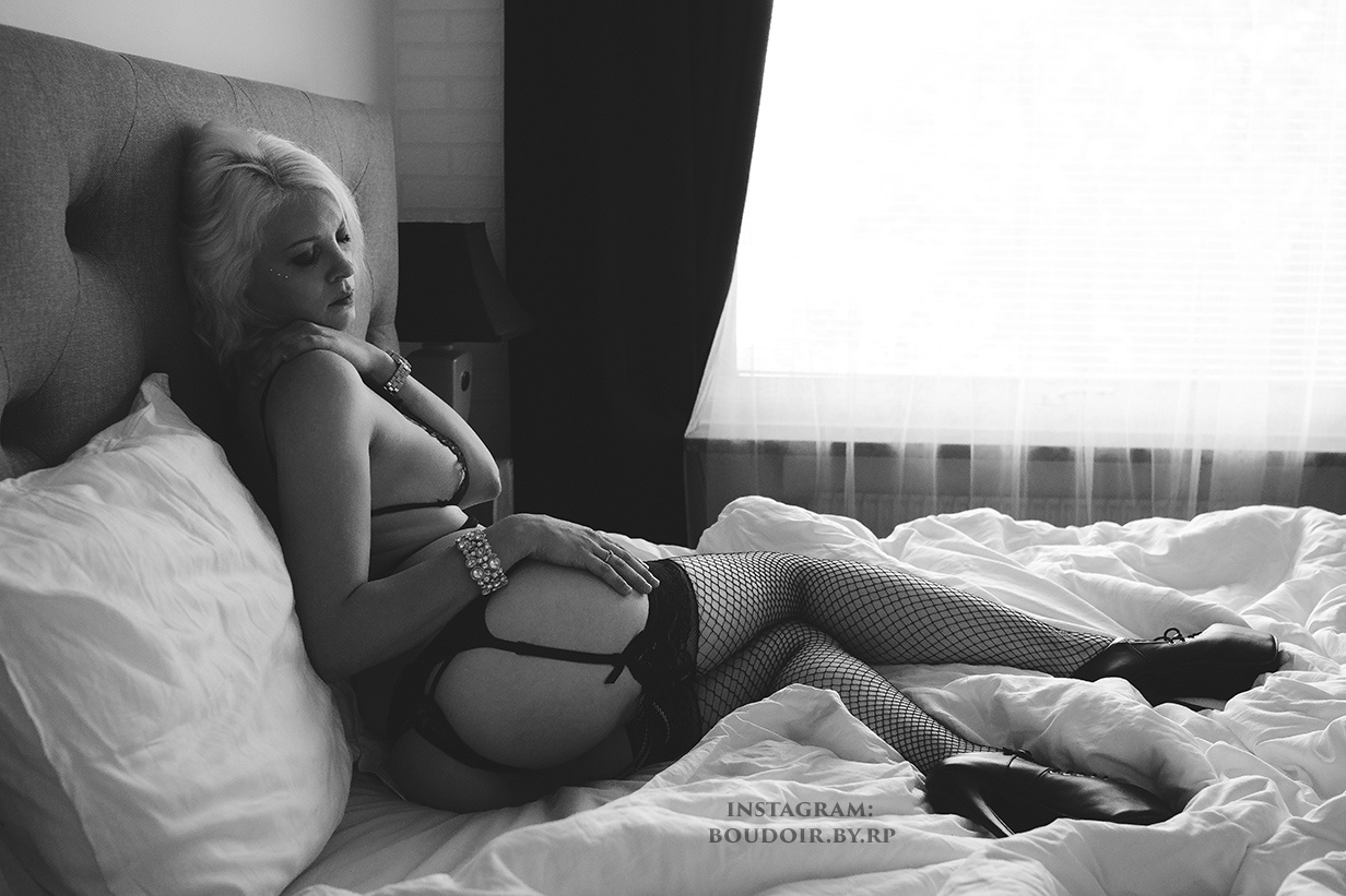 Boudoir by Ronnie Persson