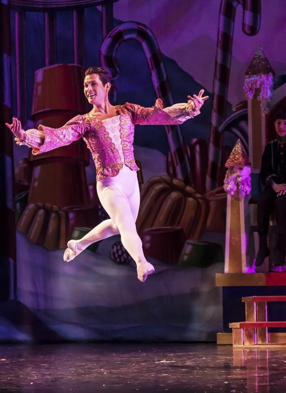 The Leap by Jason Whitman
