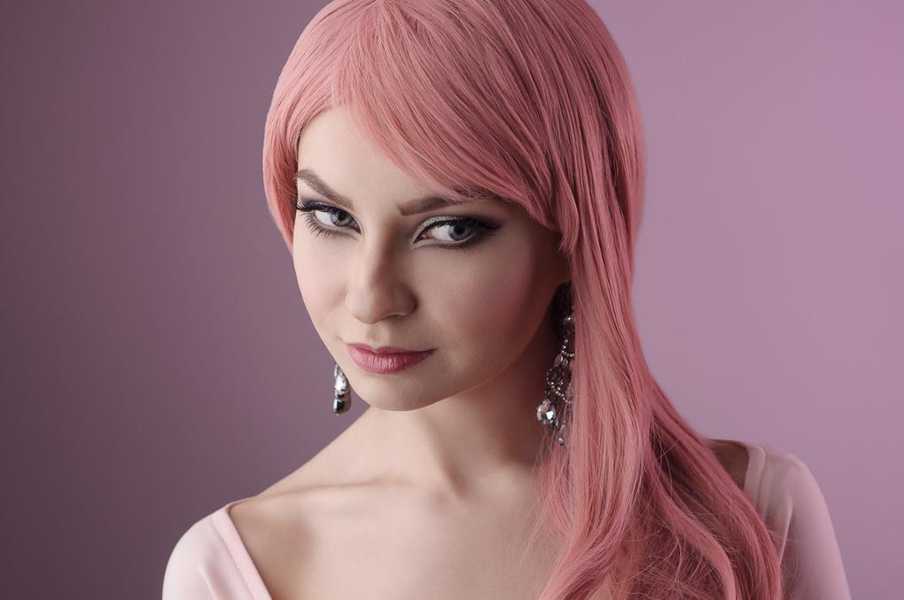 Pink by Jacek Woźniak
