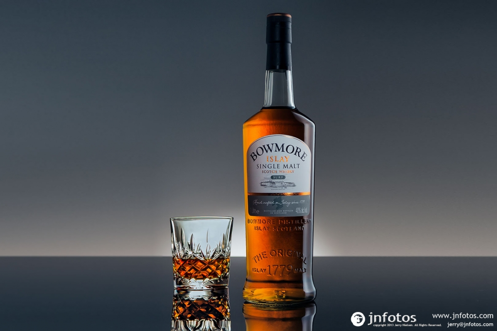 Bowmore Islay Whisky by Jerry Nielsen