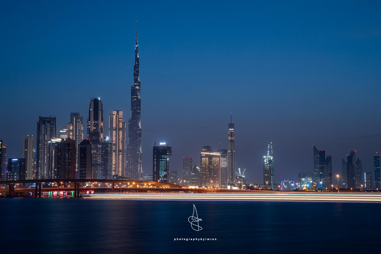 Burj Khalifa by Imran Mirza