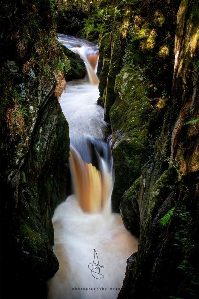 Baxenghyll Gorge by Imran Mirza