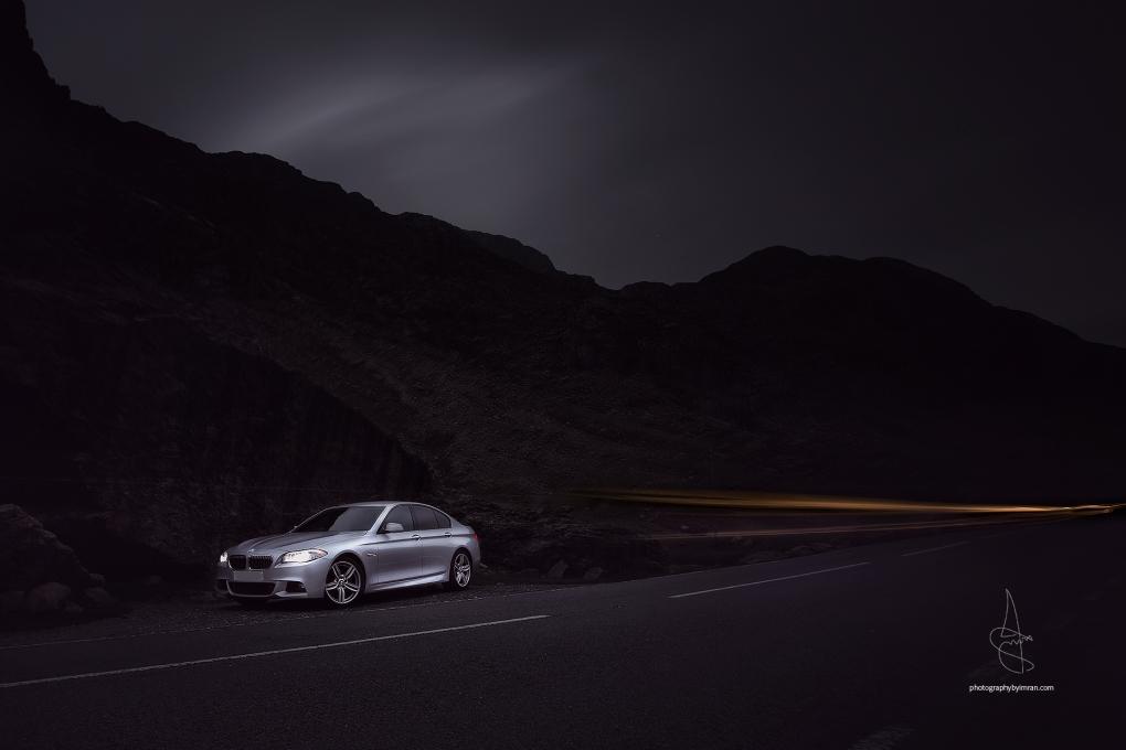 BMW  by Imran Mirza
