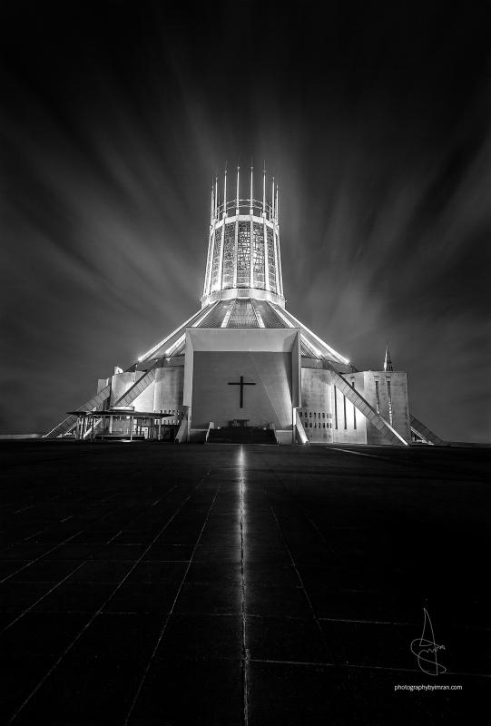 Liverpool Metropolitan Cathedral by Imran Mirza