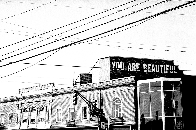 You Are Beautiful by Scott Kiekbusch