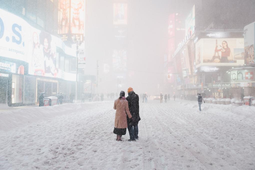 Snowpocalypse 2016 by Tam Nguyen