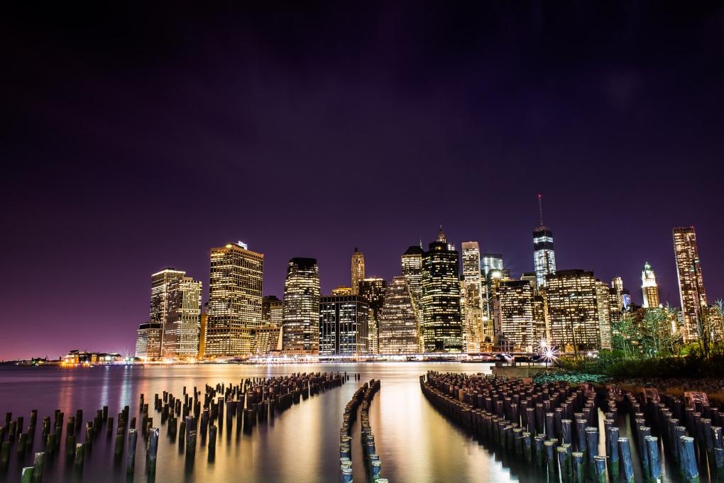 Lower Manhattan by Tam Nguyen