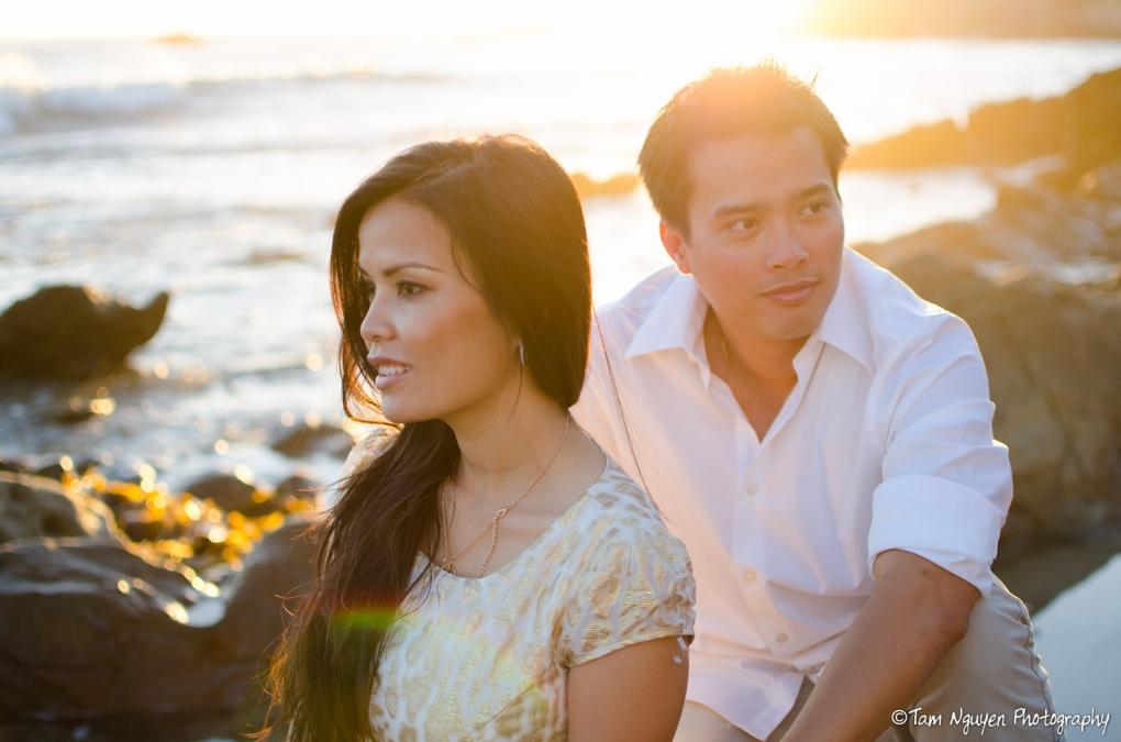 Vu & Diem by Tam Nguyen