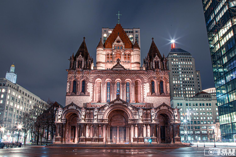 """Trinity Church"" by Robert Johnson"