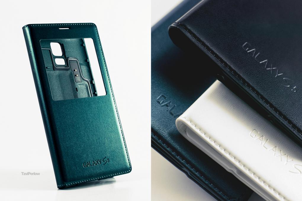 Galaxy S5 Phone Case by Tzvi Perlow