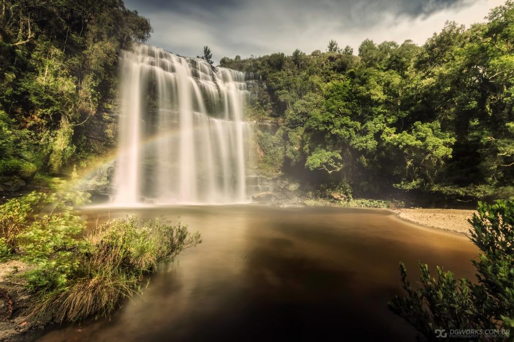 Hidden Falls by Diogo Glovatski