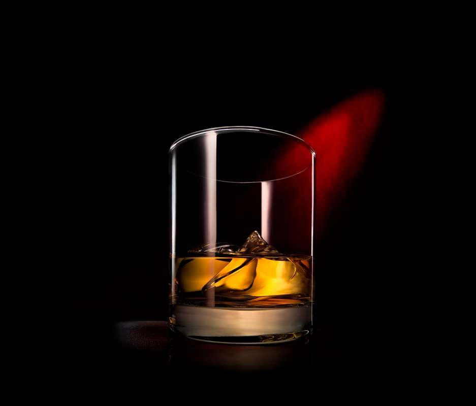 Whisky Glass by Witold Bacia