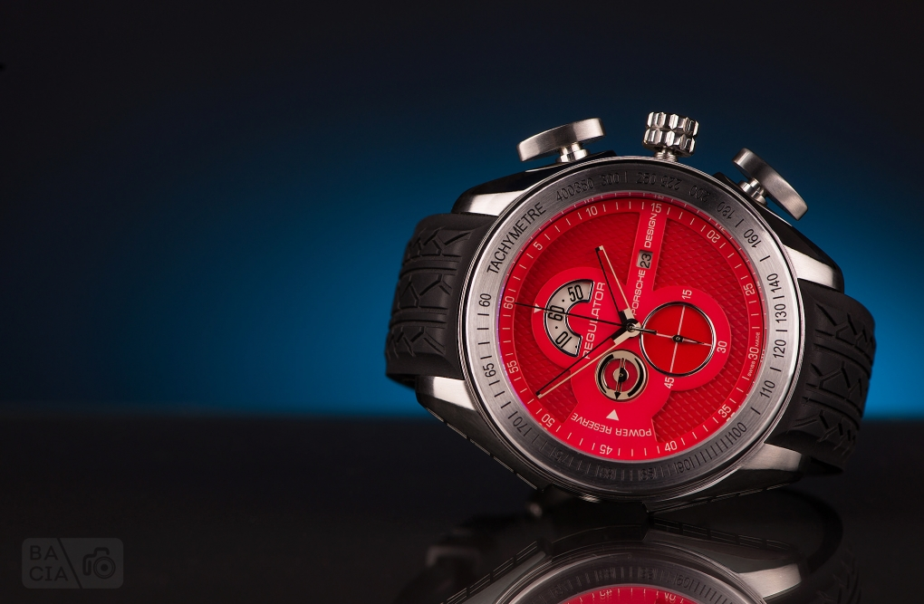 Porsche Design Watch by Witold Bacia