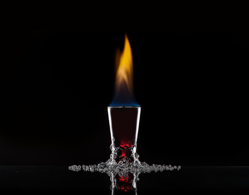 Fire Inside by Witold Bacia