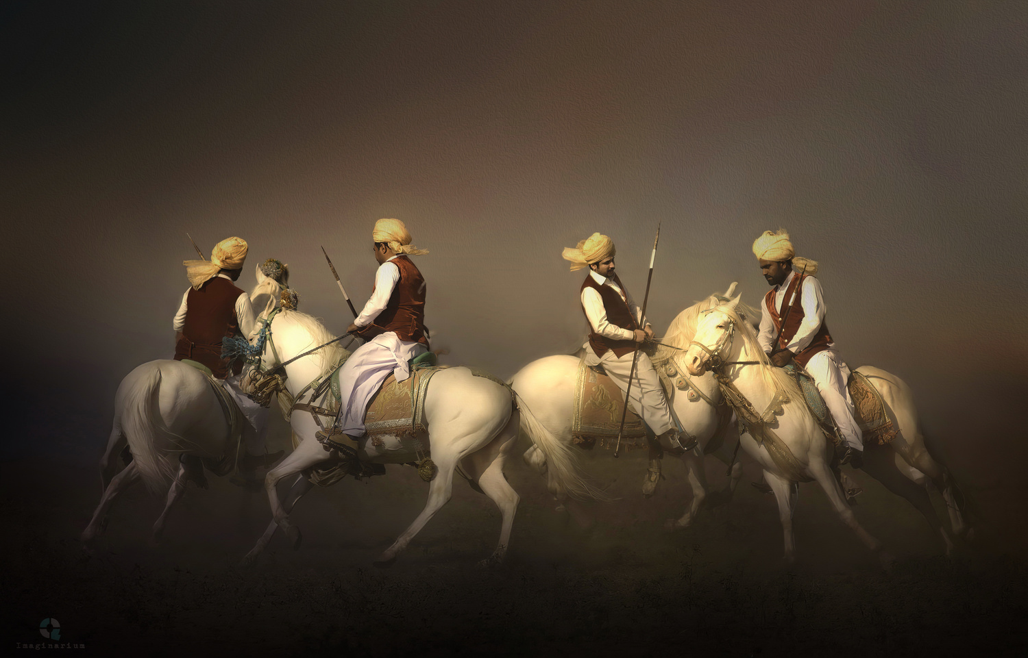 The Tent Peggers by Navid Qureshi