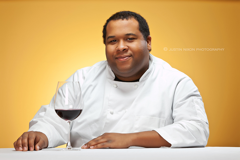 Chef Zan by Justin Nixon