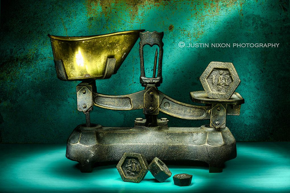The Balance by Justin Nixon