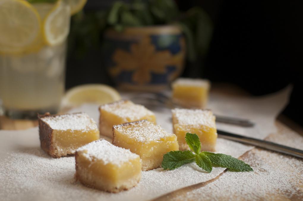 Lemon Bars by Rodney Bedsole