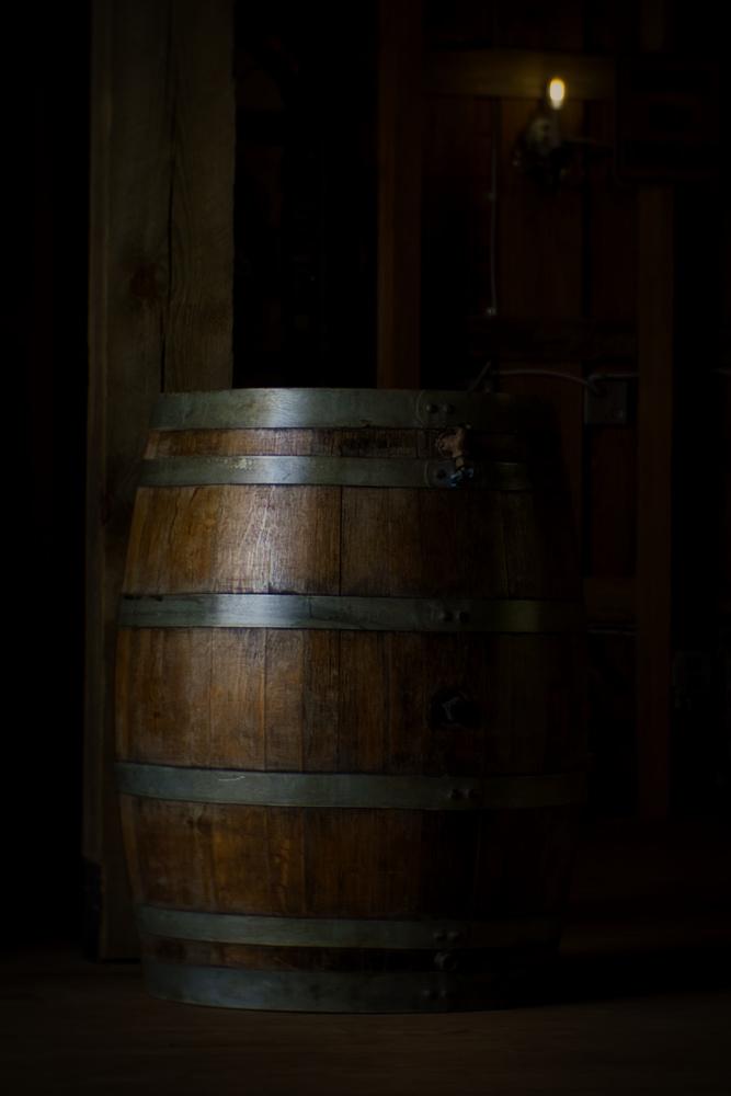 Barrel by Vic Kelly