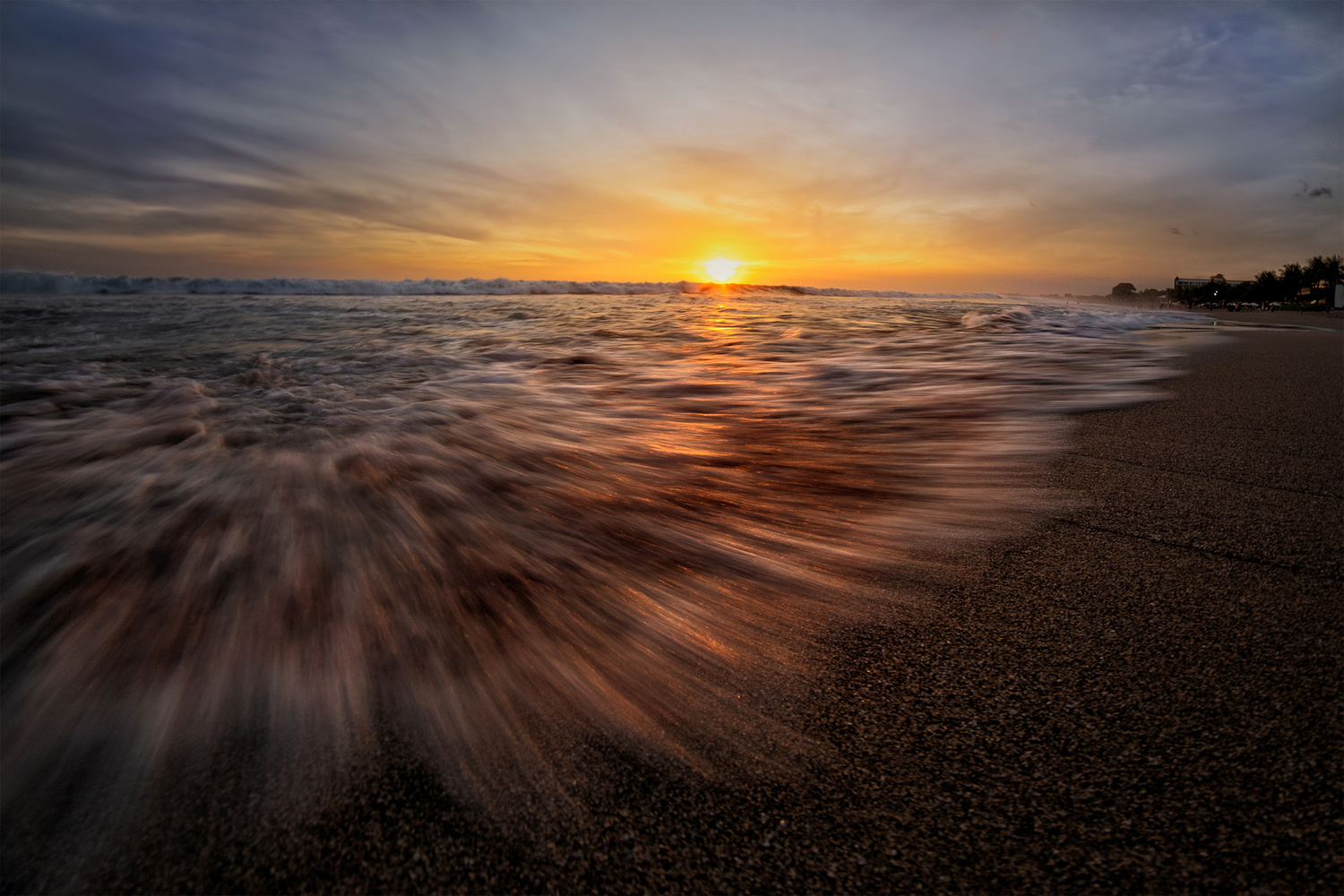 Riding the wave! by chinmay.ninja 
