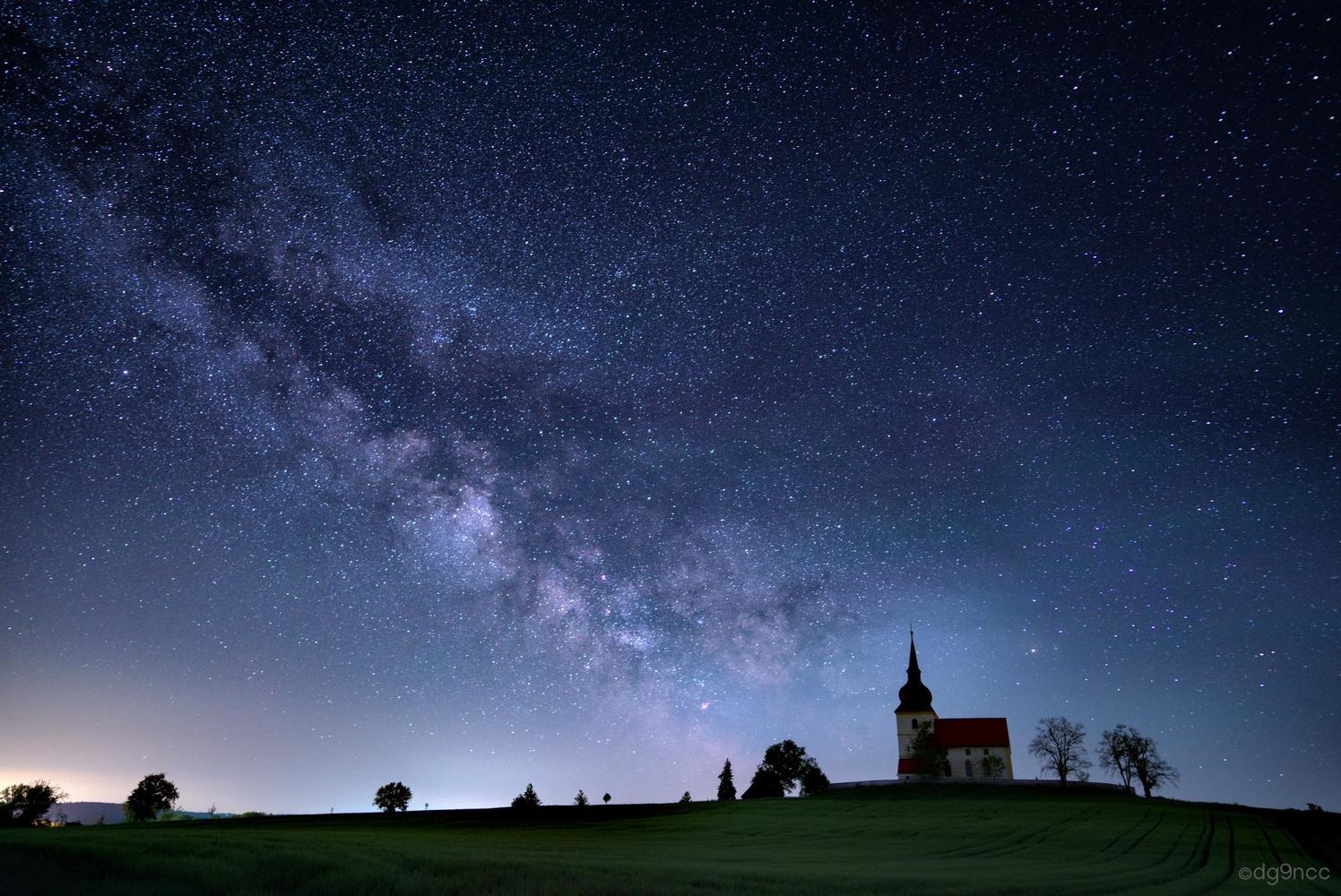 Kaubenheim Milky Way by Dg9ncc /portable