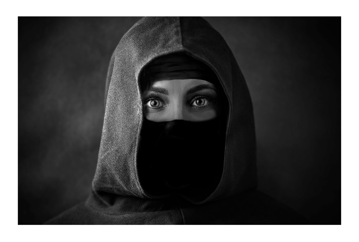 Cloaked by Angelo Kouloufakos