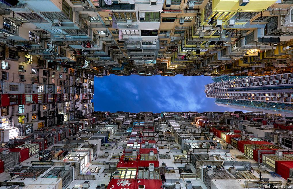 Urban Density  by Elia Locardi