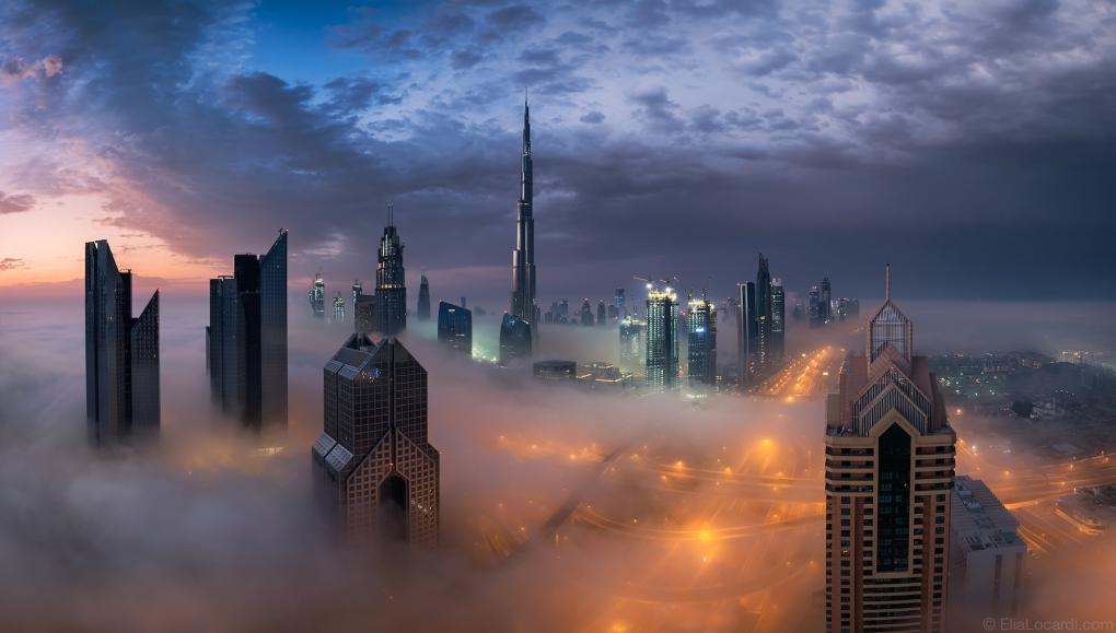 Tempest || Dubai by Elia Locardi