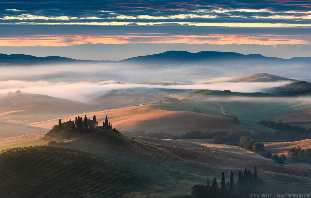 Misty Melody by Elia Locardi