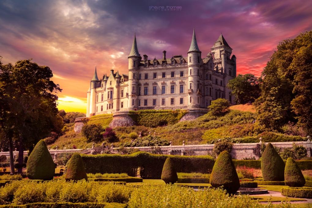Dunrobin Castle by Shayne Thomas
