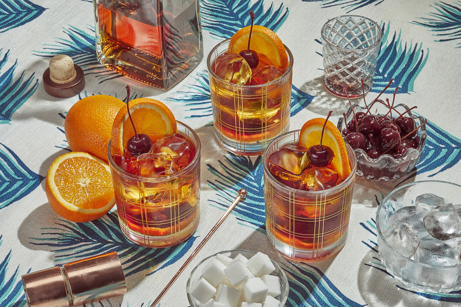 OLD FASHIONED by Ryan Hill