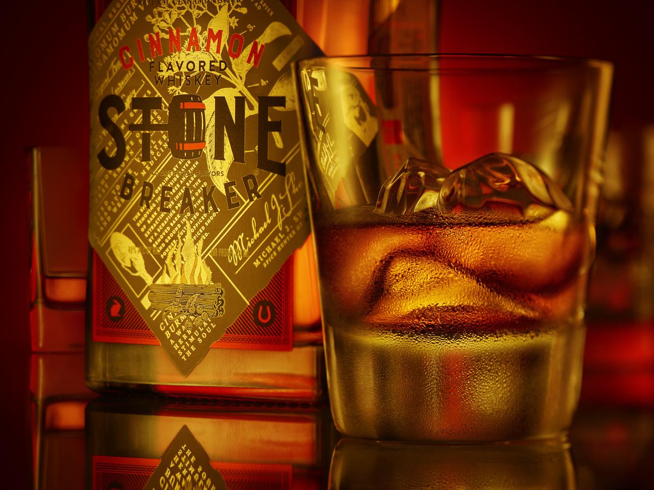 Restless Spirits//Stone Breaker Cinnamon by Ryan Hill