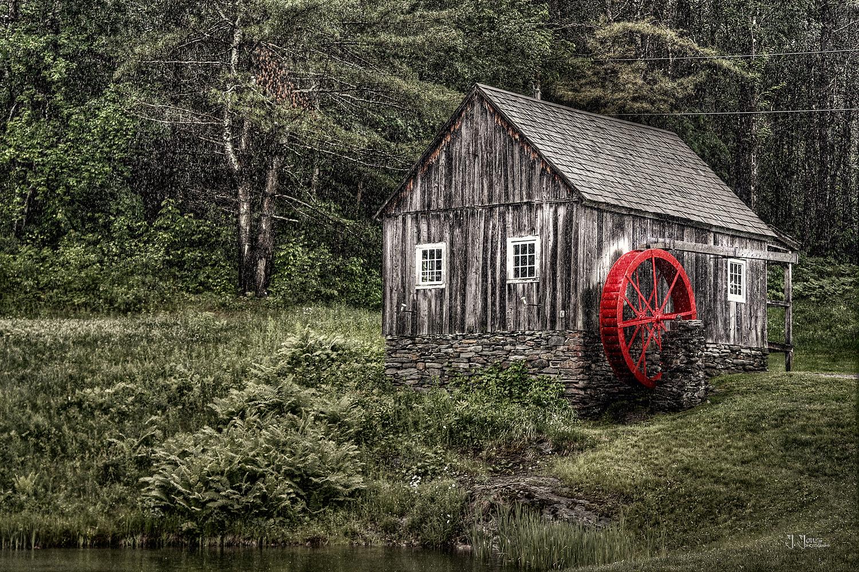 Old Vermont by Jeremy Jones