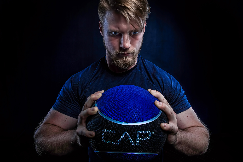 Sports Portrait by Jeremy Jones