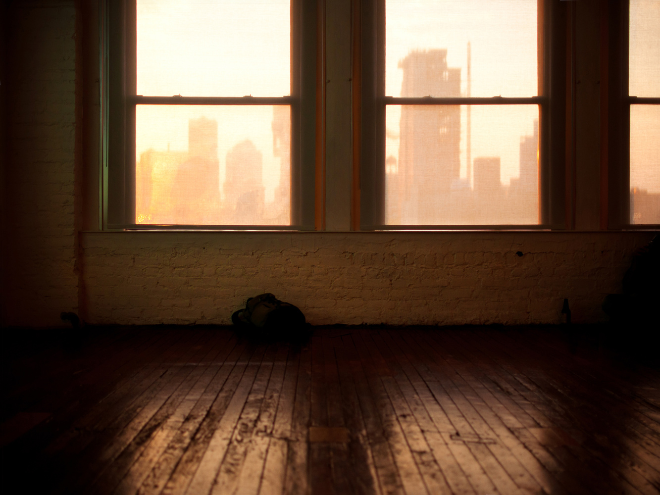Untitled (Chinatown window view) by Juno Morrow