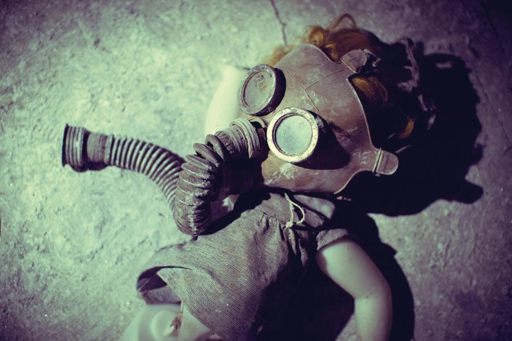 Chernobyl doll by Jan Emil Christiansen