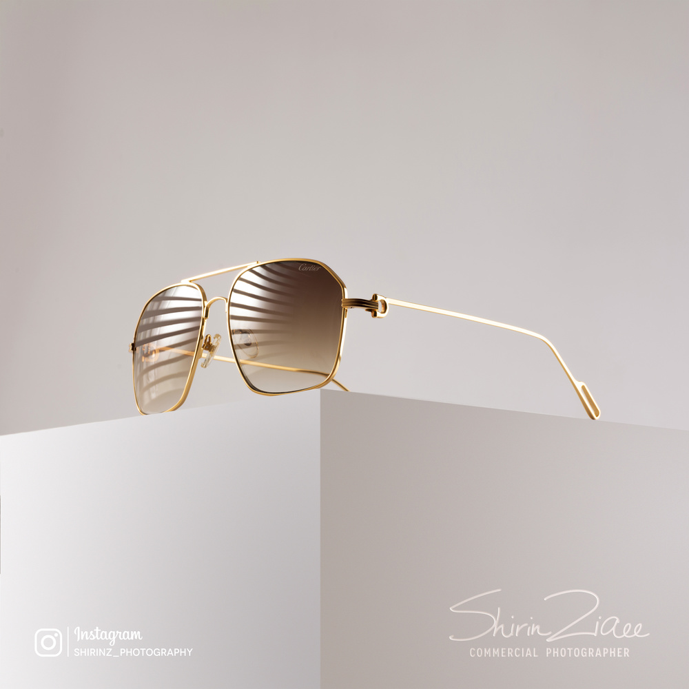 Sunglasses collection by Shirin Ziaee