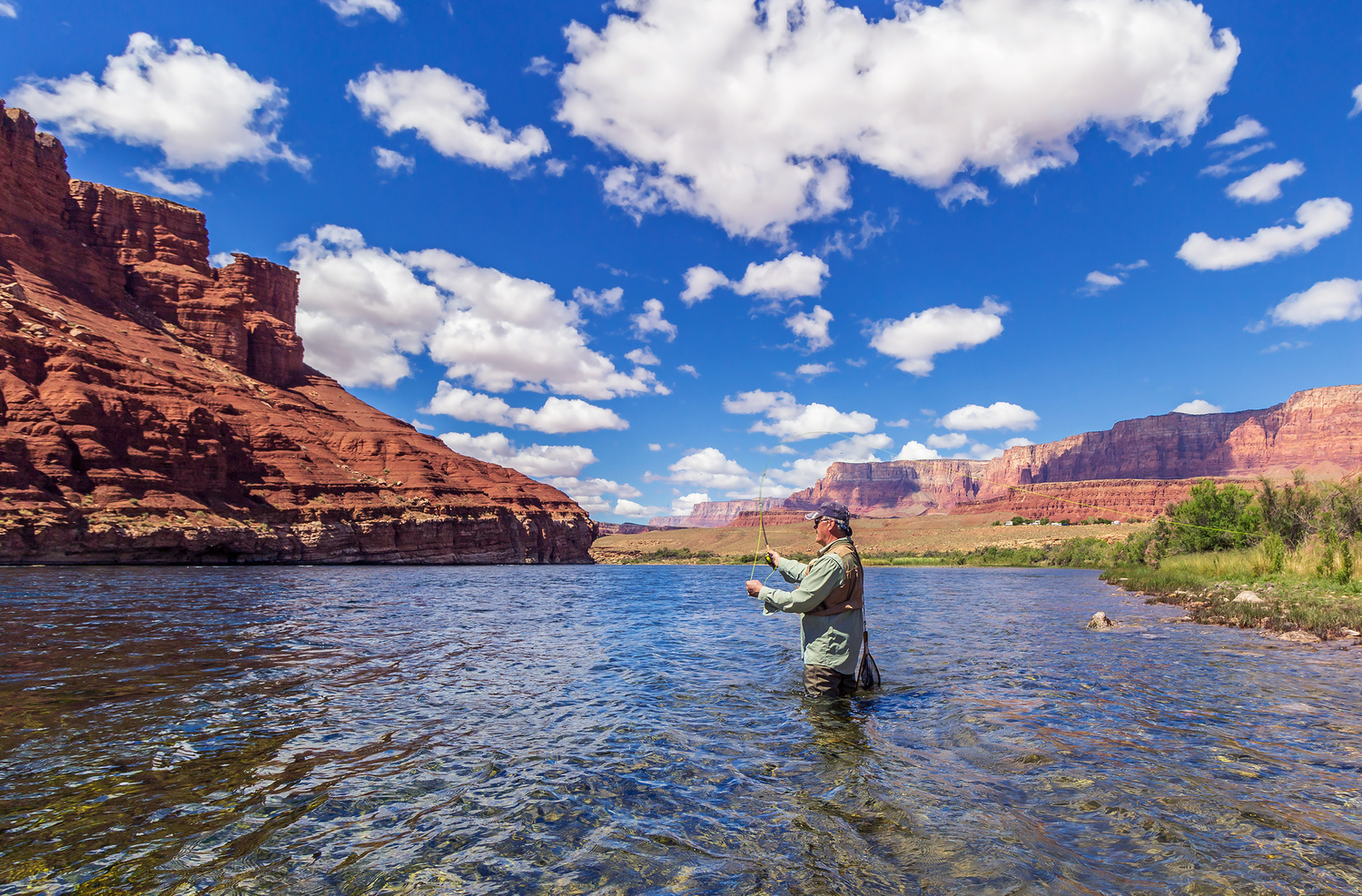 The Ultimate Social Distancing Sport -Fly Fishing by Ray Redstone