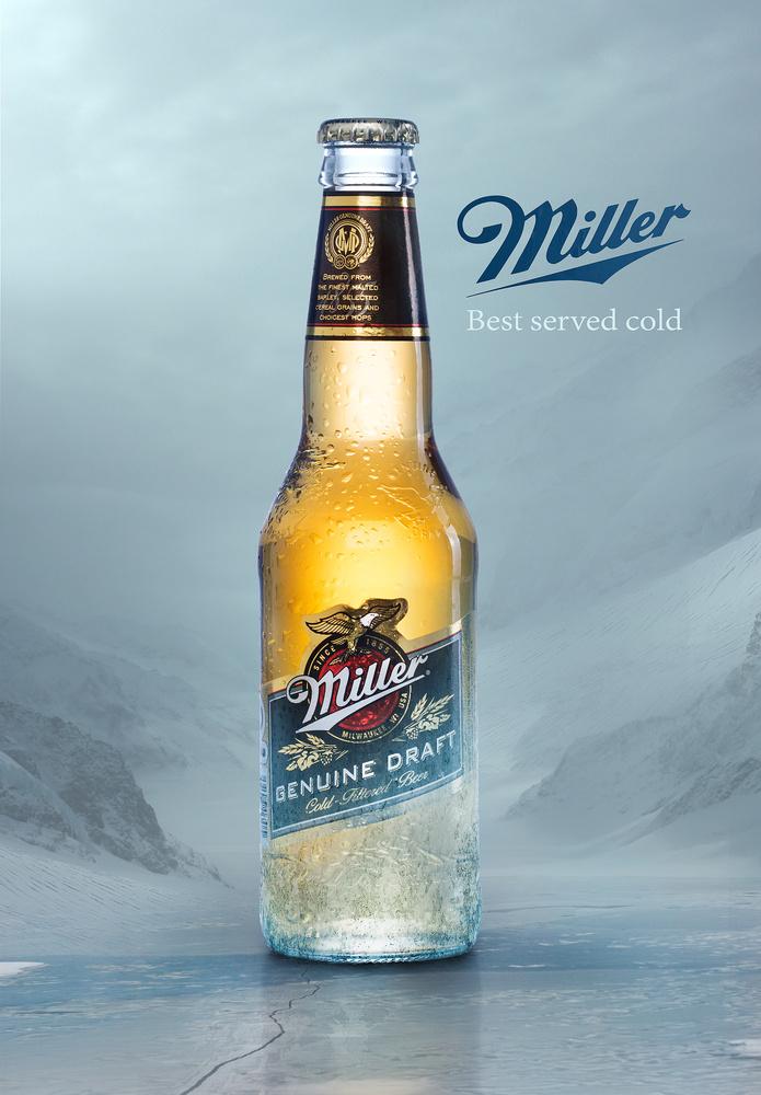 Best served cold by Adam Sund
