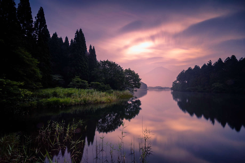 Mount Fuji and its incredible scenery by Herbert Ferreira